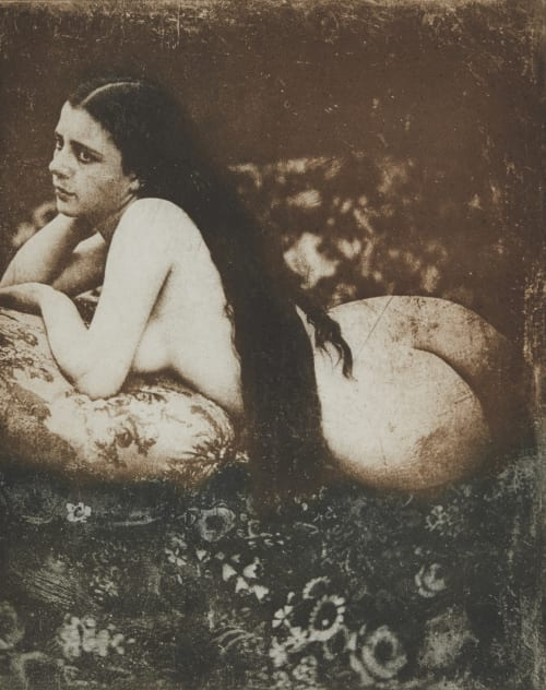 d'Aprés Daguerreotype Anonyme Unknown  (French)