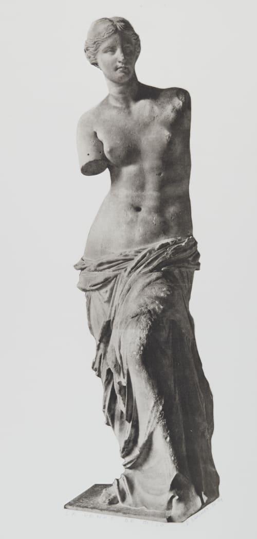 La Venus de Milo Brochet, Pierre  (French, 1922-2016)