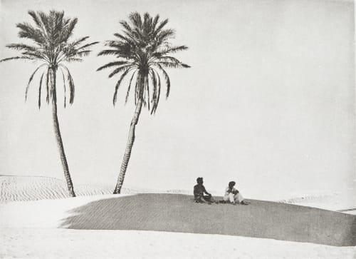 Dune du Tassili Brochet, Pierre  (French, 1922-2016)