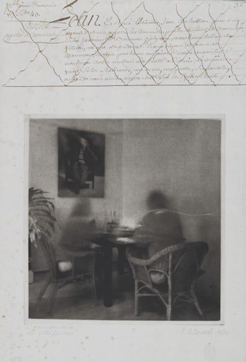 L'Anniversaine des [illegible] Brochet, Pierre  (French, 1922-2016)
