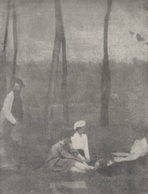 Serbonne Kasebier, Gertrude  (American, 1852-1934)