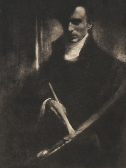 Self Portrait Steichen, Edward  (American, 1879-1973)