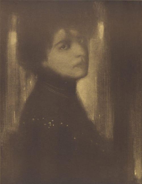 Portrait Steichen, Edward  (American, 1879-1973)
