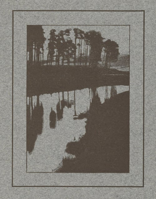 "Illustratons to ""Silhouettes"" Muir, Ward  (British, 1878-1927)"
