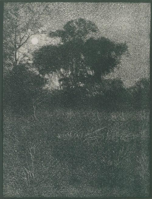 Moonlight Becher, Arthur  (American, 1877-1941)