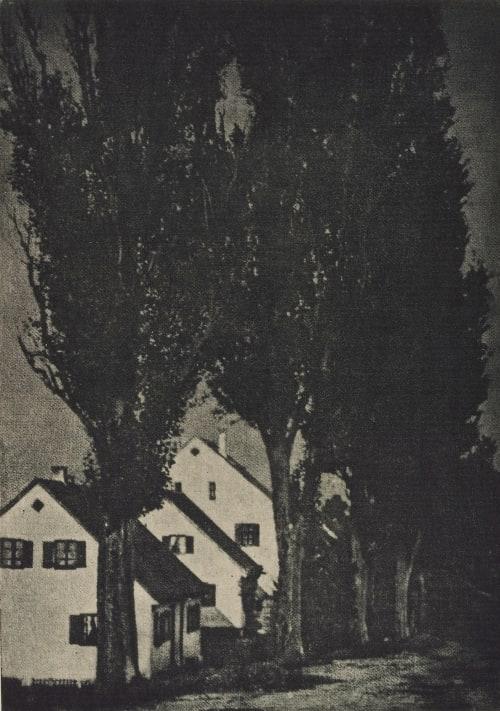 Dachau Hofmeister, Theodor   (German, 1868-1943)Hofmeister, Oscar  (German, 1871-1957)