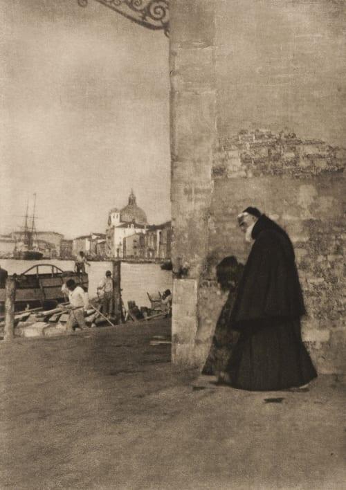 A Franciscan, Venice Annan, James Craig  (Scottish, 1864-1946)