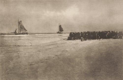On a Dutch Shore Annan, James Craig  (Scottish, 1864-1946)