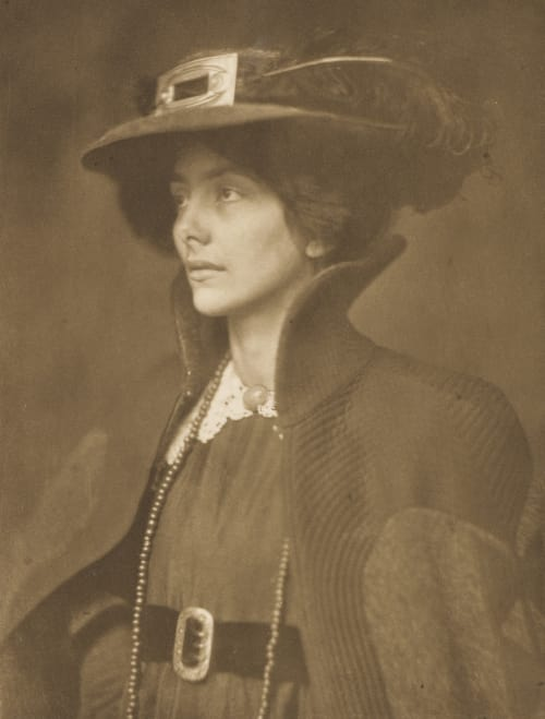 Frau Mathasius Annan, James Craig  (Scottish, 1864-1946)