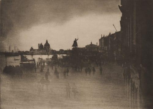 The Riva Schiavoni, Venice Annan, James Craig  (Scottish, 1864-1946)