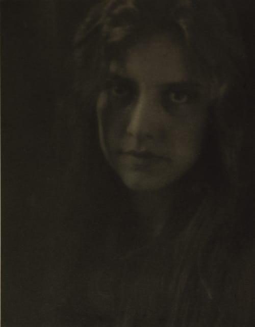 Study_Miss. R Coburn, Alvin Langdon  (American, 1882-1966)