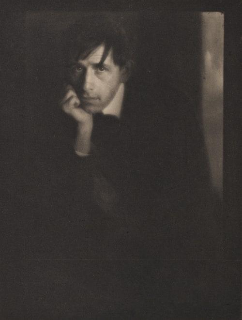 Portrait of Clarence H. White Steichen, Edward  (American, 1879-1973)