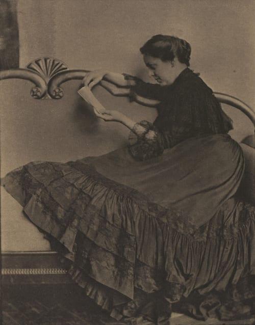 Portrait Study Watson-Schutze, Eva  (American, 1867-1935)