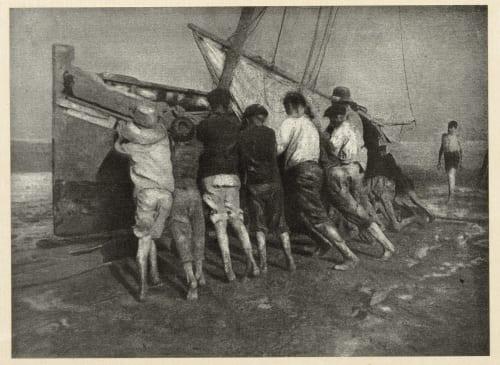L'Effort Demachy, Robert  (French, 1859-1936)