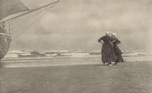 Gossip-Katwyk Stieglitz, Alfred  (American, 1864-1946)