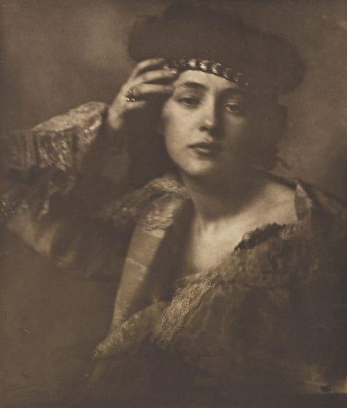 Marcella Herzog, F. Benedict  (American, 1859-1912)
