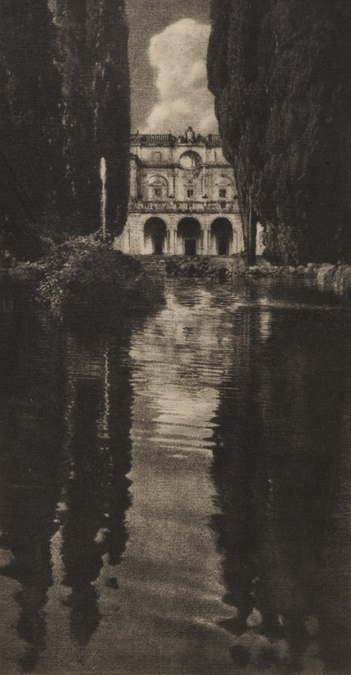 Villa Falconieri Henneberg, Hugo  (Austrian, 1863-1918)