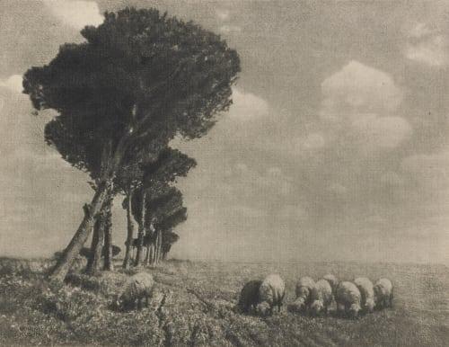 Roman Campagna Kuehn, Heinrich  (Austrian-German, 1866-1944)