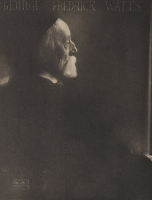 George Fredrick Watts Steichen, Edward  (American, 1879-1973)