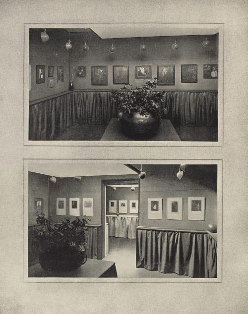 The Little Galleries of the Photo-Secession Stieglitz, Alfred  (American, 1864-1946)