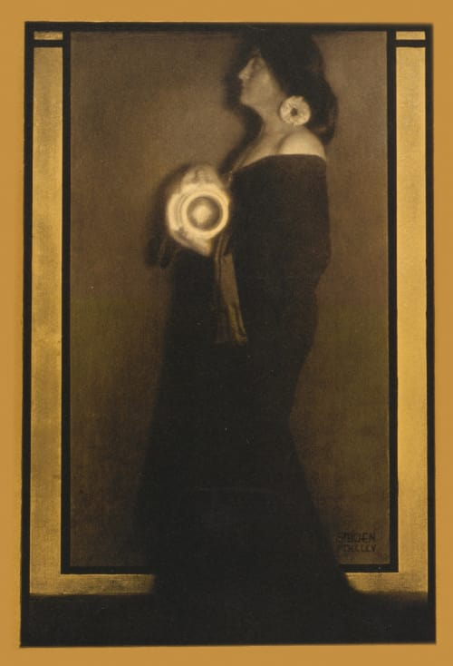 Cover Design Steichen, Edward  (American, 1879-1973)