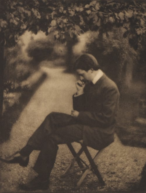 Portrait of Alvin Langdon Coburn Shaw, George Bernard  (British, 1856-1950)