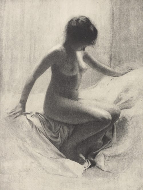 Study Demachy, Robert  (French, 1859-1936)