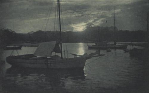 The Last Hour Keiley, Joseph  (American, 1869-1914)