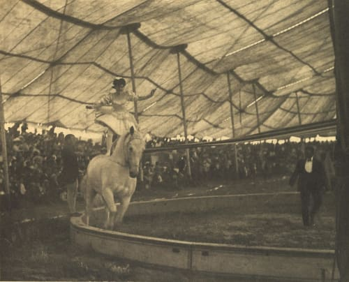 In the Circus Rubincam, Harry C.  (American, 1871-1940)