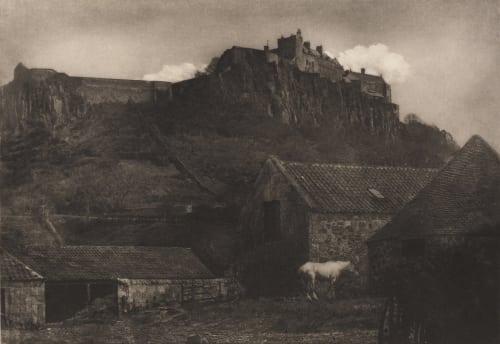 Stirling Castle Annan, James Craig  (Scottish, 1864-1946)