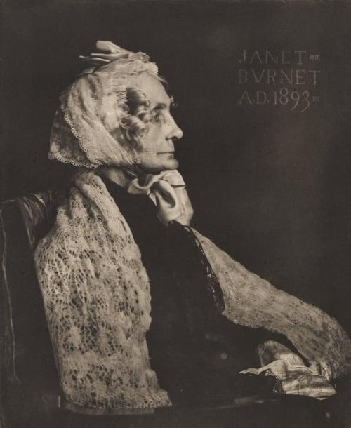 Janet Burnet Annan, James Craig  (Scottish, 1864-1946)