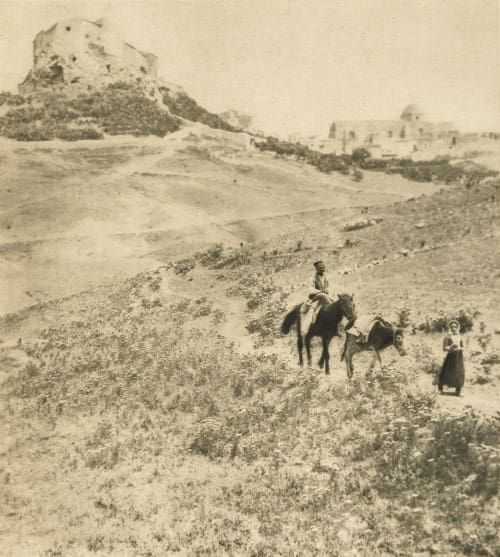 Road to Algeciras Coburn, Alvin Langdon  (American, 1882-1966)