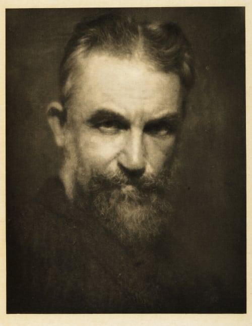 Bernard Shaw Coburn, Alvin Langdon  (American, 1882-1966)