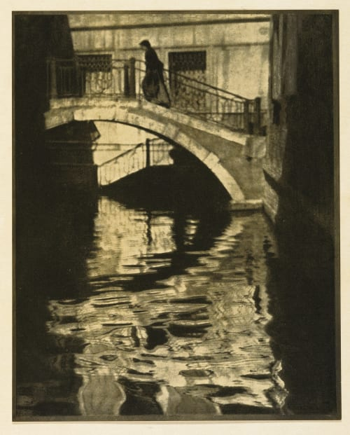 The Bridge, Venice Coburn, Alvin Langdon  (American, 1882-1966)