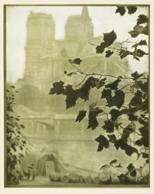 Notre Dame Coburn, Alvin Langdon  (American, 1882-1966)