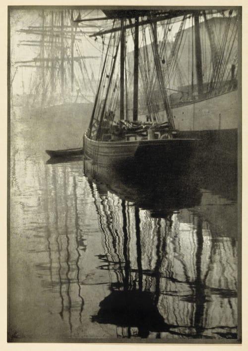 Spider-webs Coburn, Alvin Langdon  (American, 1882-1966)
