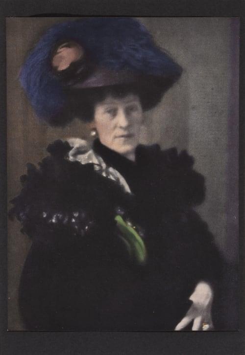 Portrait – Lady H. Steichen, Edward  (American, 1879-1973)