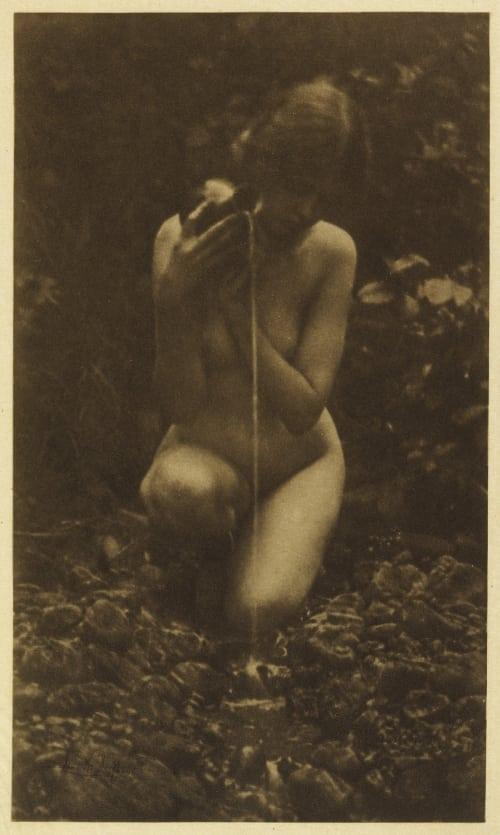 The Source Brigman, Annie A.  (American, 1869-1950)