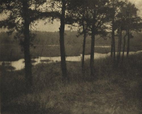 Sentinals Abbott, C. Yarnall  (American, 1870-1938)