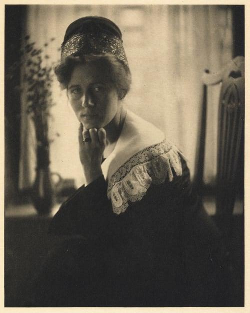 Danish Girl Boughton, Alice  (American, 1866-1943)