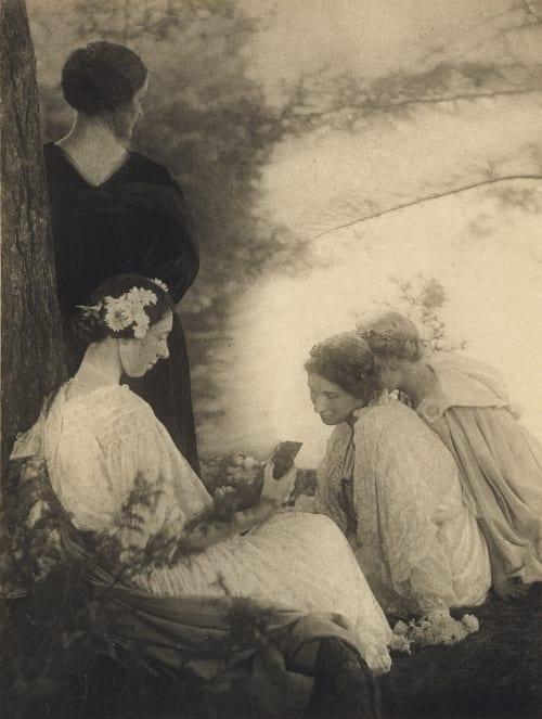 The Seasons Boughton, Alice  (American, 1866-1943)