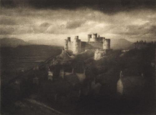 Harlech Castle Davison, George  (British, 1854-1930)