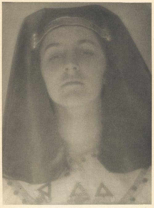 Egyptian Princess French, Herbert  (American, 1872-1942)