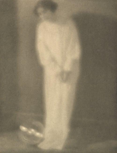 Experiment 27 Stieglitz, Alfred  (American, 1864-1946)White, Clarence H.  (American, 1871-1925)