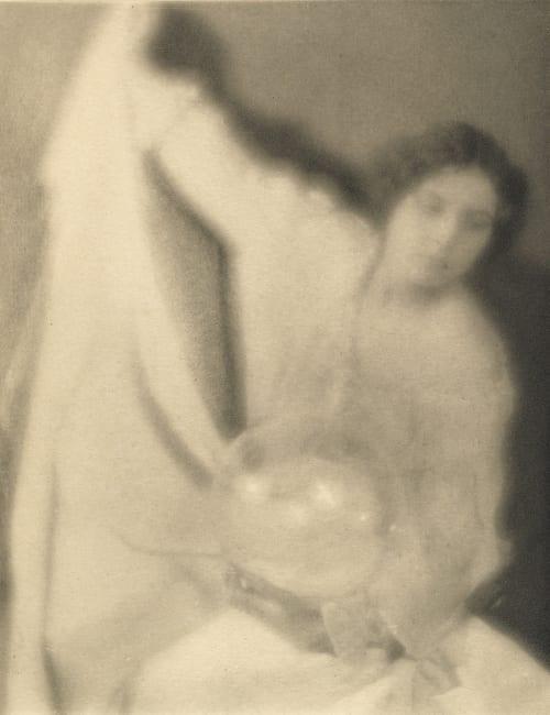 Experiment 28 Stieglitz, Alfred  (American, 1864-1946)White, Clarence H.  (American, 1871-1925)