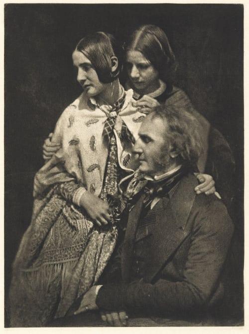 Portraits – A Group Hill, David Octavious  (Scottish, 1802-1870)Adamson, Robert  (Scottish, 1821-1848)
