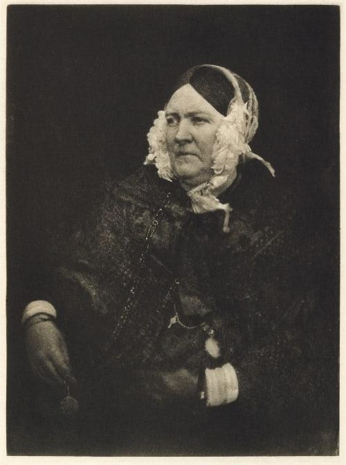 Mrs. Rigby Hill, David Octavious  (Scottish, 1802-1870)Adamson, Robert  (Scottish, 1821-1848)