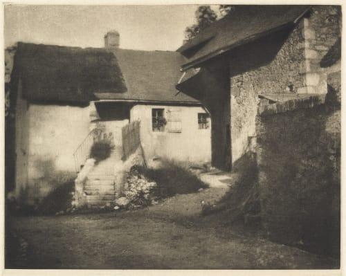 Houses near Aix-les-Bains Davison, George  (British, 1854-1930)