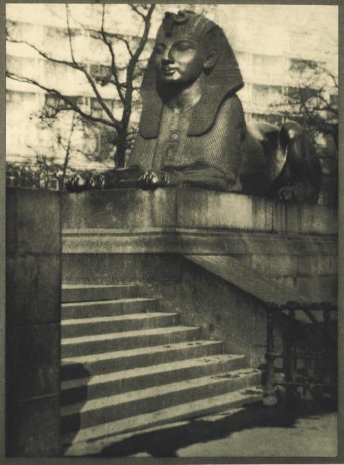 On the Enbankment Coburn, Alvin Langdon  (American, 1882-1966)