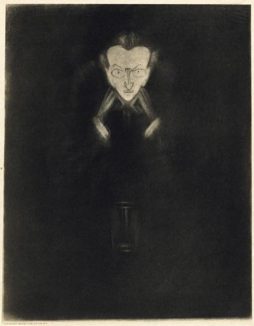 Benjamin de Casseres De Zayas, Marius  (Mexican, 1880-1961)